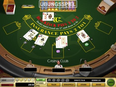 Wie online Blackjack gespielt wird