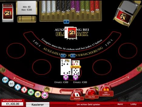 Black Jack Spielen Online