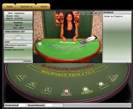 Blackjack online spielen free